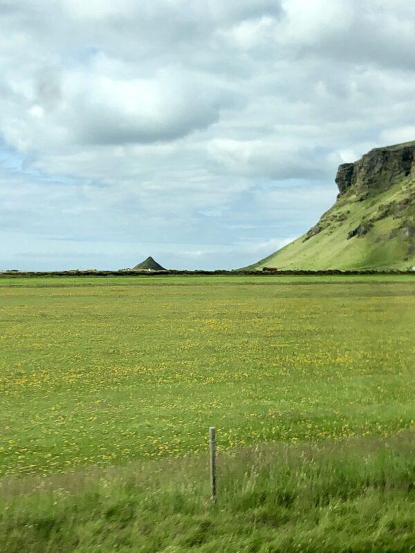 Inspiration i naturen på Island.